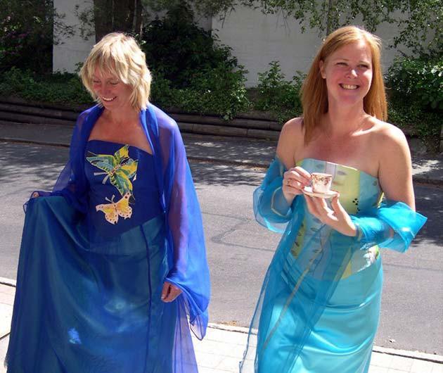 Festkläder & festklänningar. Skrädderi Göteborg.